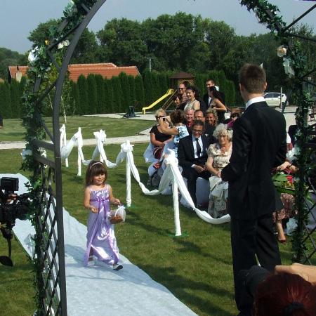 svadba na ranči